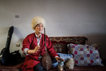 درگذشت یک هنرمند پیشکسوت موسیقی نواحی ترکمن