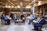 تجلیل استاندار قزوین از دانشآموز افتخار آفرین قزوینی