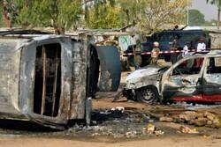 ارتش چاد ۲۰ تروریست بوکوحرام را به هلاکت رساند