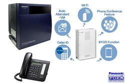 قیمت مرکز تلفن سانترال پاناسونیک را از فون سیستم بخواهید