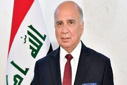 Iraqi FM arrives in Tehran