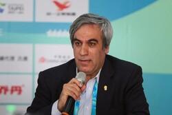 هادی بشیریان رئیس فدراسیون ملی ورزشهای دانشگاهی شد