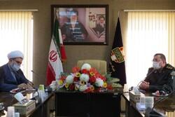 ترویج ارزشهای دفاع مقدس برای زائران بقاع متبرکه استان سمنان