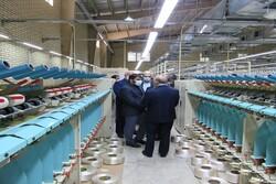 افتتاح بزرگترین واحد نساجی شمال غرب کشور