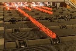 تولید فولاد خام به مرز ۱۷ میلیون تن رسید