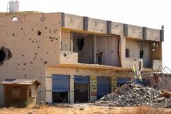 درگیری نظامی در حومه پایتخت لیبی