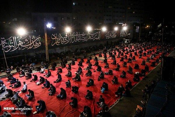 حرکت دستههای عزاداری اربعین در تهران ممنوع است