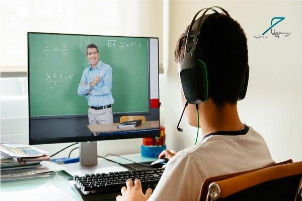 رسپینا؛ لزوم استفاده مدارس از اینترنت اختصاصی برای آموزش آنلاین
