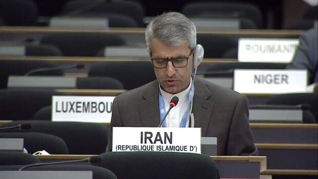 Iran calls for strong political will to achieve disarmament
