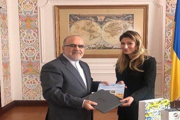 Iran, Ukraine to broaden coop. in academic-scientific fields