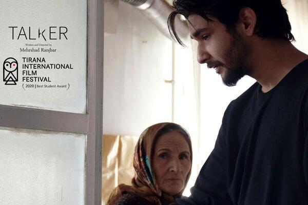 Iranian short 'Talker' wins at Tirana Intl. FilmFest.