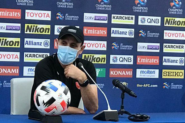 Pakhtakor a very tough opponents but we're ready: Golmohammadi