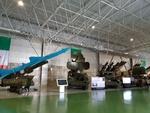 افتتاح المعرض الدائم للقدرات الإستراتيجية الجوفضائية للحرس الثوري