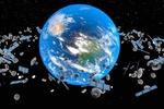 هویت نامعلوم ۷۵درصد آشغال های فضایی در مدار زمین