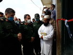 ۱۱۰ پروژه محرومیت زدایی در گلستان به بهره برداری رسید