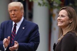 صدر ڈونلڈ ٹرمپ نے سپریم کورٹ کی خاتون جج کے نام کا اعلان کردیا