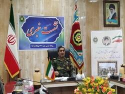 گروه توپخانه نزاجا ۱۵ هزار شهید را تقدیم نظام و انقلاب کرده است