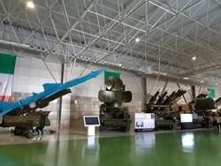 IRGC Aerospace Force inaugurates permanent expo