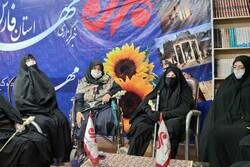 زنان جانباز جلوههایی از مقاومت و ایثار/ مشکلات بانوان جانباز دیده شود
