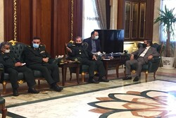 Iran, Iraq poised to broaden bilateral defense coop.