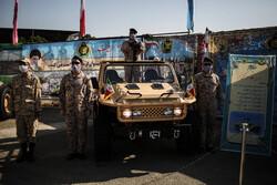 İran Ordusu'nun yeni yerli ürünleri görücüye çıkarıldı