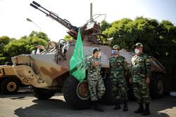 ایرانی بری فوج کی سائنسی اور تحقیقاتی آثار اور وسائل کی رونمائی