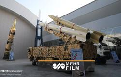 نخستین تصاویر از موشک جدید سپاه