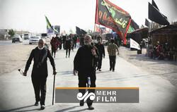 مداح معروف عراقی: امسال نایب الزیاره همه جاماندگانیم