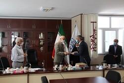 سرپرست دفتر امور حقوقی و پاسخگویی به شکایات سازمان منصوب شد