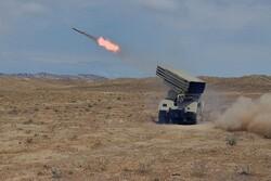Azerbaycan ordusundan Ermeni güçlerine darbe