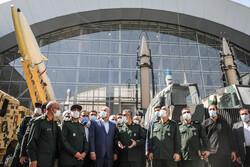افتتاح نمایشگاه دائمی توانمندیهای راهبردی هوافضای سپاه