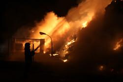 بانوان شهریاری در آزمون عملی آتش نشانی استان تهران شرکت کردند