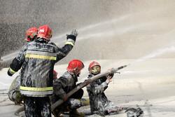۹۷ درصد تماسها با آتشنشانی بجنورد غیر واقعی است