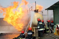 افزایش ۲۵ درصدی تعداد ایستگاههای آتشنشانی تبریز در سه سال اخیر