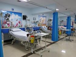 افتتاح دومین بخش ICU بیمارستان شهدای پارسآباد تا ۱۰ روز آینده