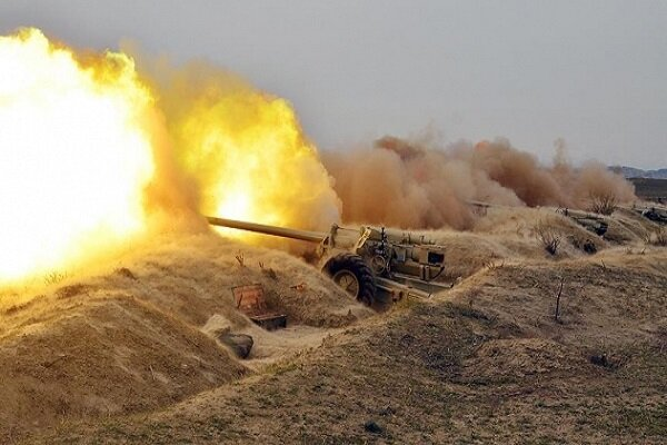 آرمینیا اور آذربائیجان کے درمیان فوجی جھڑپیں