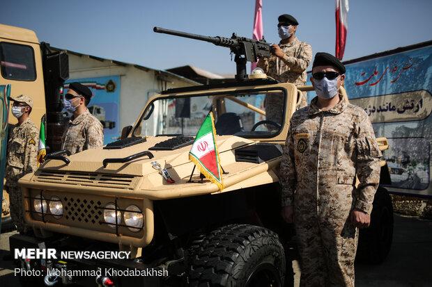 İran Ordusu'nun yeni kazanımları