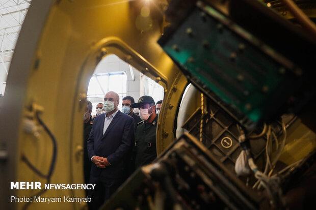 Ghalibaf hails IRGC Aerospace Force achievements