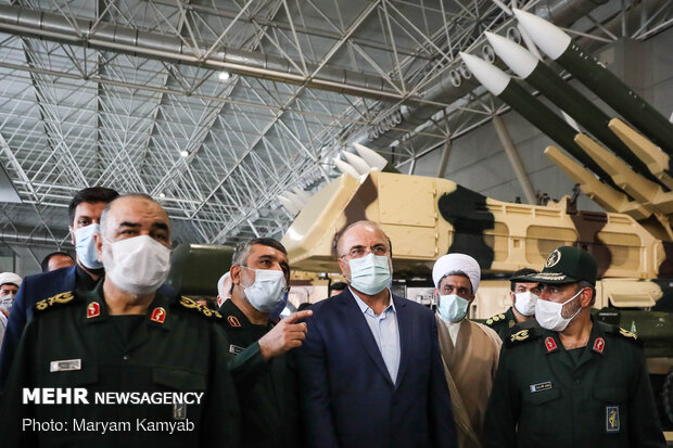 IRGC inaugurates 'National Aerospace Park' in Tehran