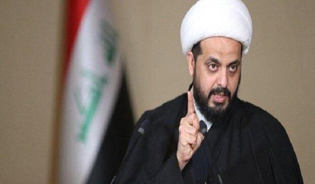 قيس الخزعلي: السفارة الأمريكية في العراق هي سفارة دولة احتلال