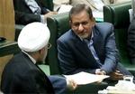 جهانگیری نمیتواند از وزیر پیشنهادی صمت دفاع کند/ «روحانی» از قرنطینه خارج شود