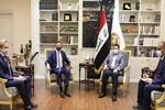 الاعرجی با سفیر انگلیس در بغداد دیدار کرد