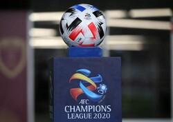 لیگ قهرمانان آسیا - توپ فوتبال