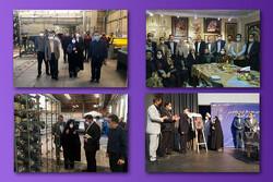 دبیرکارگروه ساماندهی مدولباس از تولیدیهای پوشاک اصفهان بازدید کرد