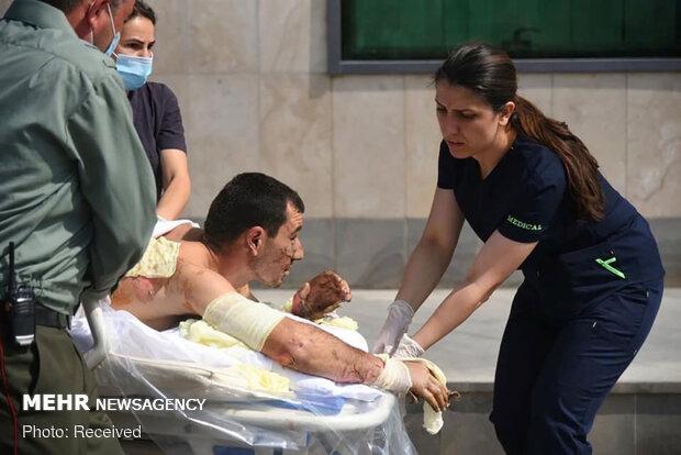 آذربائیجان اور آرمینیا کے درمیان جھڑپیں جاری، ہلاک افراد کی تعداد 84 ہوگئی