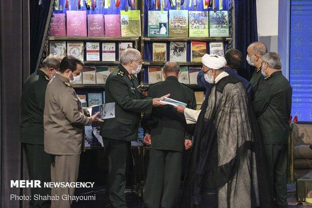 آیین رونمایی از آثار جدید اسنادی و پژوهشی سازمان اسناد و تحقیقات