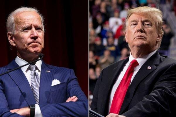 Biden, Trump deliver separate speeches as debate canceled