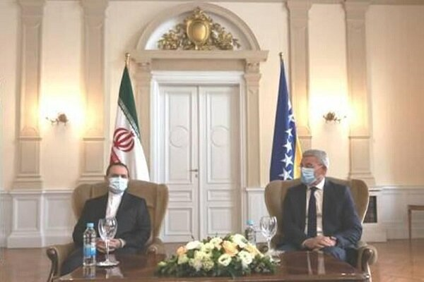 Iran backs peaceful stability of all ethnic groups in Bosnia
