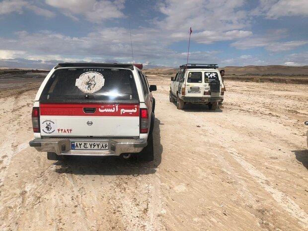 دو فرد مفقود شده در ارتفاعات فردوس پیدا شدند