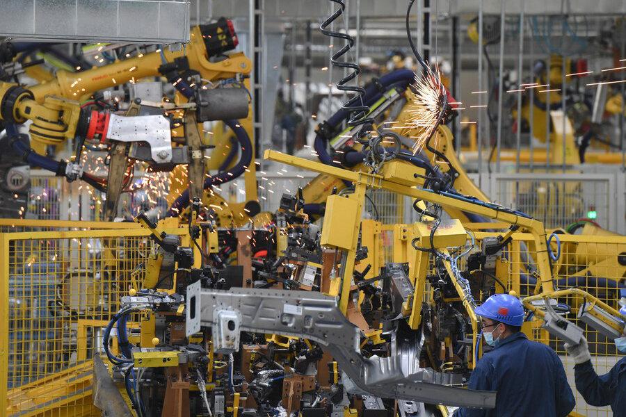 3566291 » مجله اینترنتی کوشا » سود صنعت چین به رشد خود ادامه داد 1